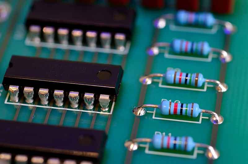 $6mm IT/Electronics Component Distributor