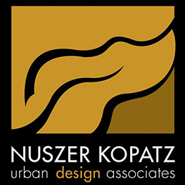Nuszer Kopatz Urban Design Associates Logo