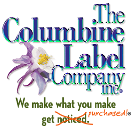 The Columbine Label Company Logo