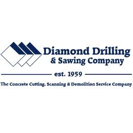 Diamond Drilling and Sawing Company Logo